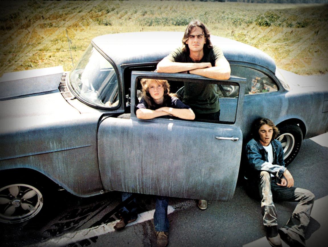 Двухполосное шоссе 1971
