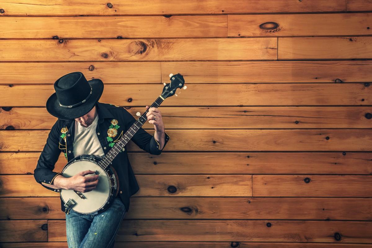 Список песен под банджо