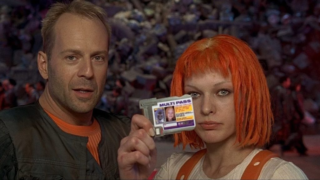 5-й Элемент (The Fifth Element) 1997