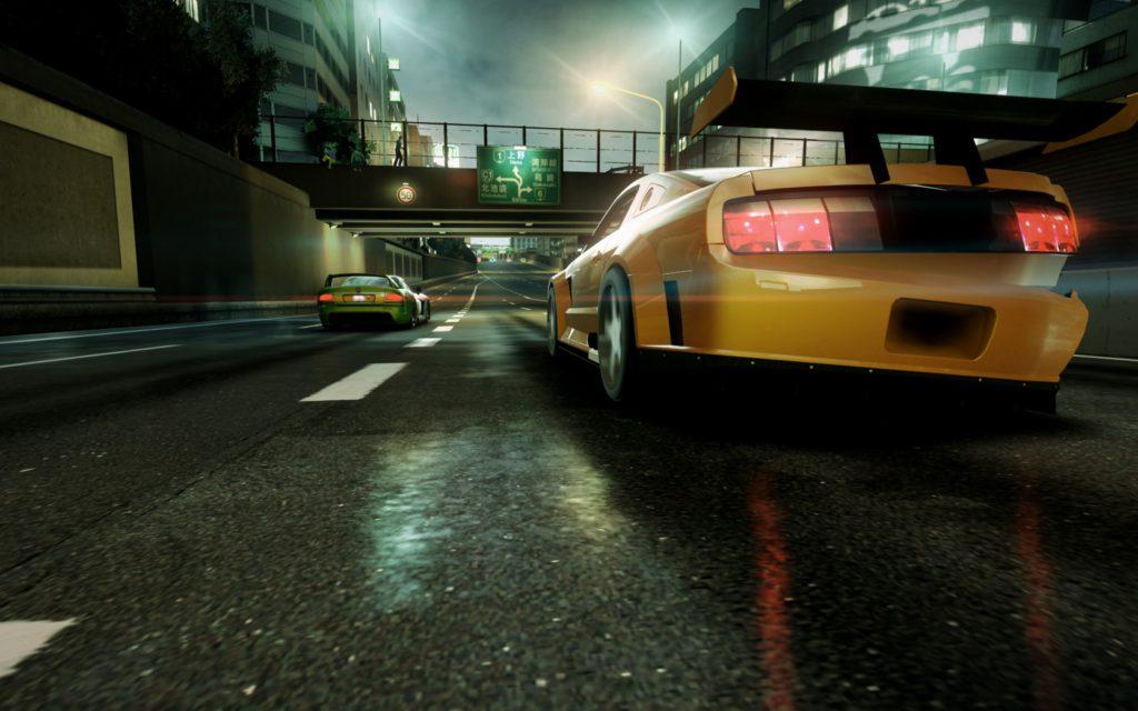 Blur race