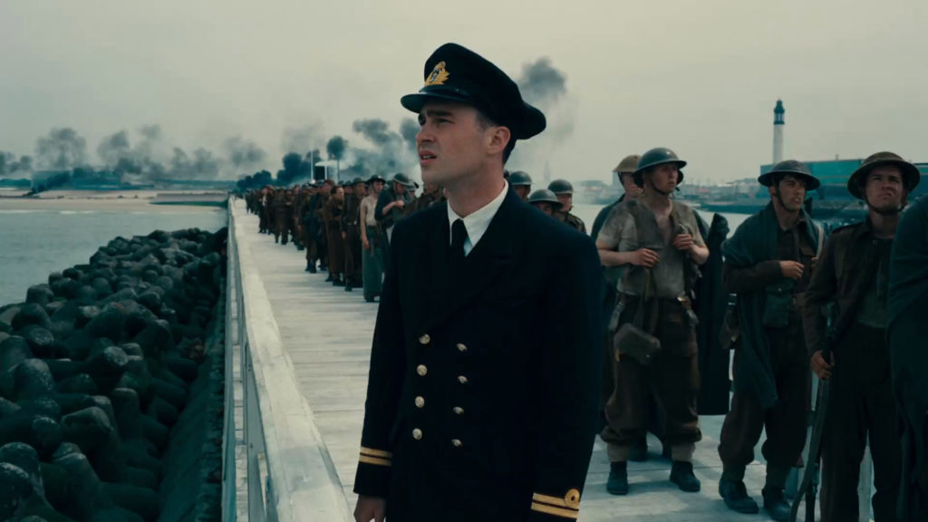 Дюнкерк (Dunkirk) 2017
