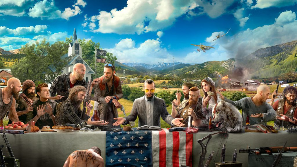 Far-Cry-5 poster