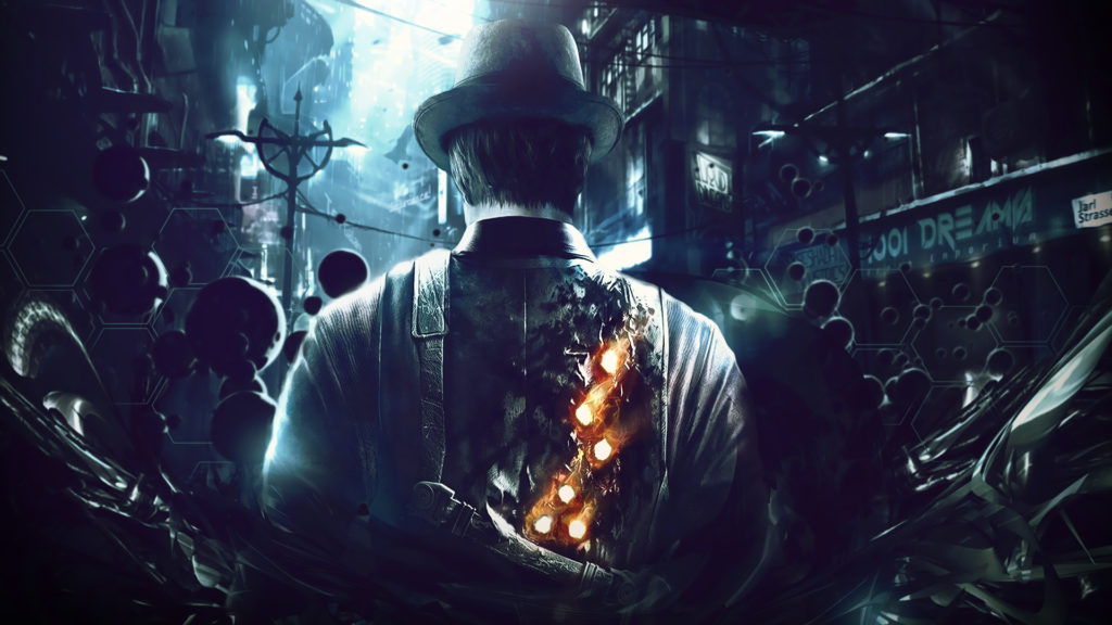 Murdered Soul Suspect poster