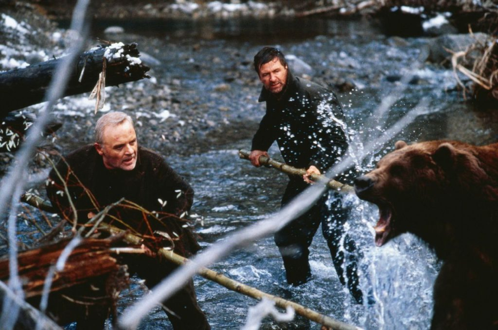 На грани (The Edge) 1997