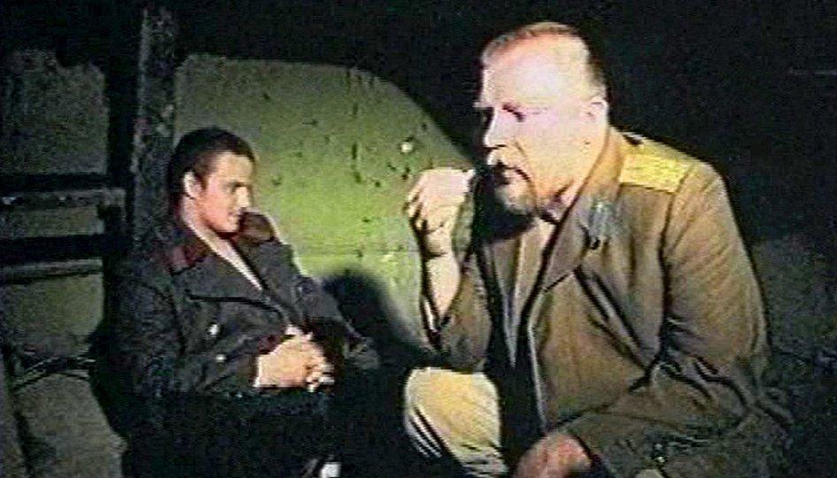 Зеленый слоник фильм 1999