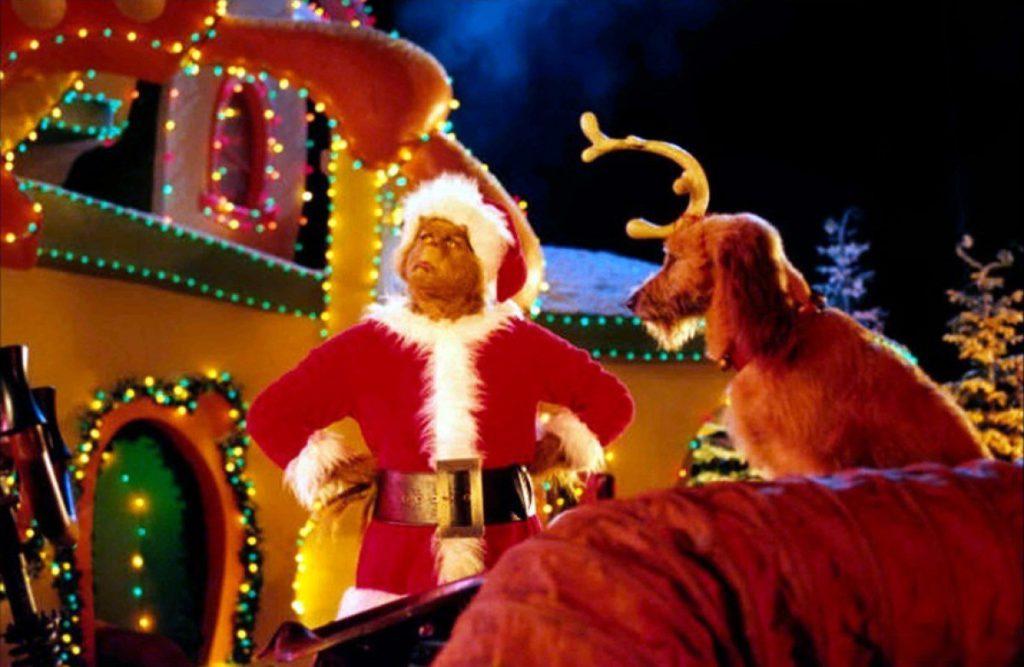 Гринч - похититель Рождества (How the Grinch Stole Christmas), 2000