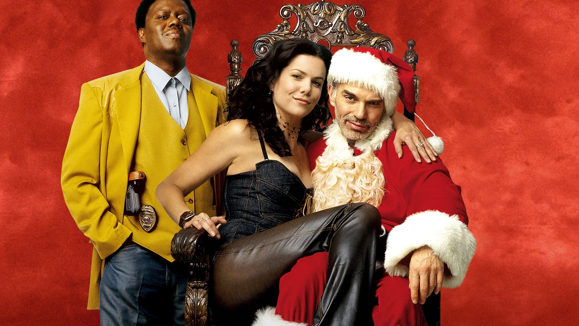 Плохой санта (Bad Santa), 2003