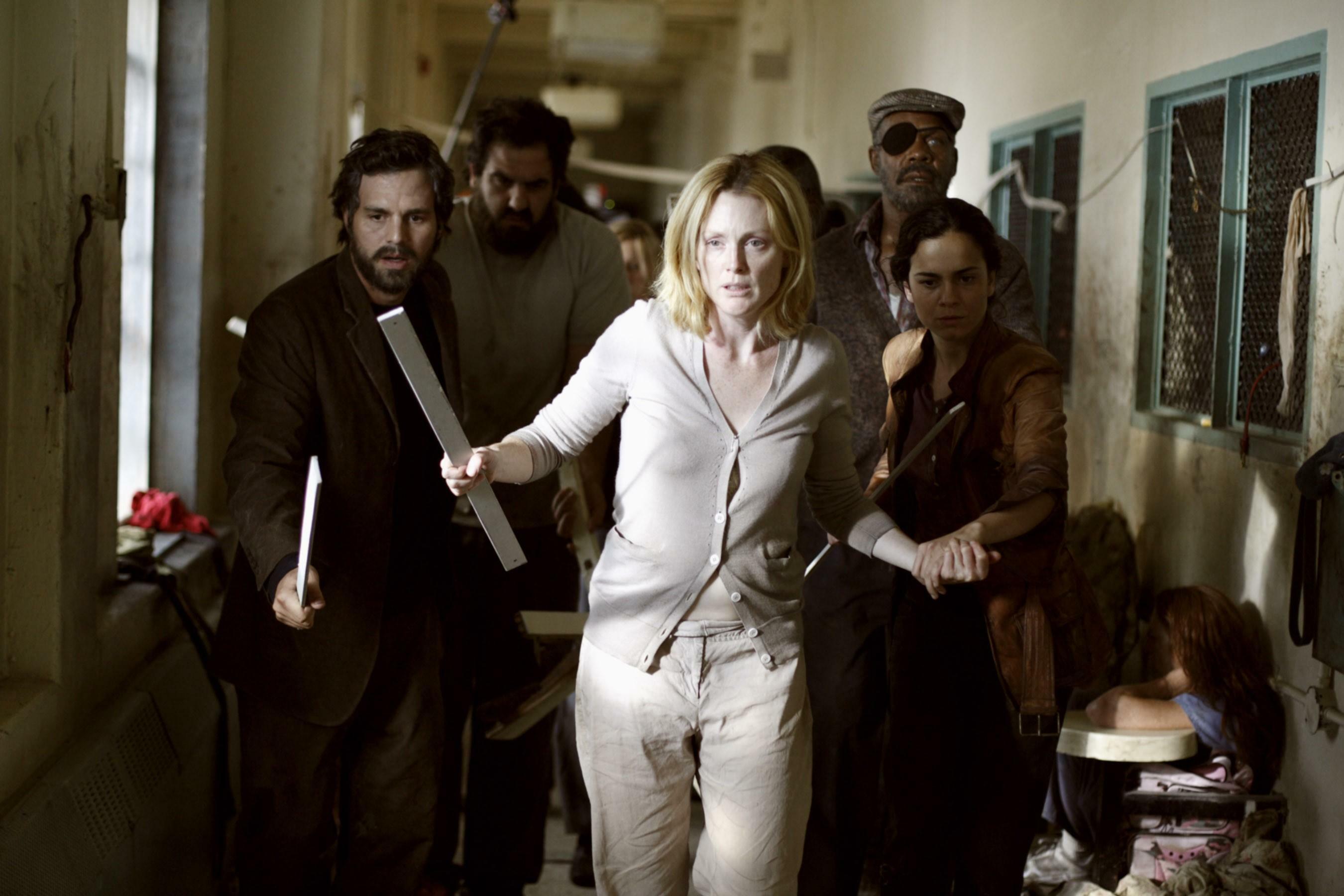 Слепота (Blindness), 2008