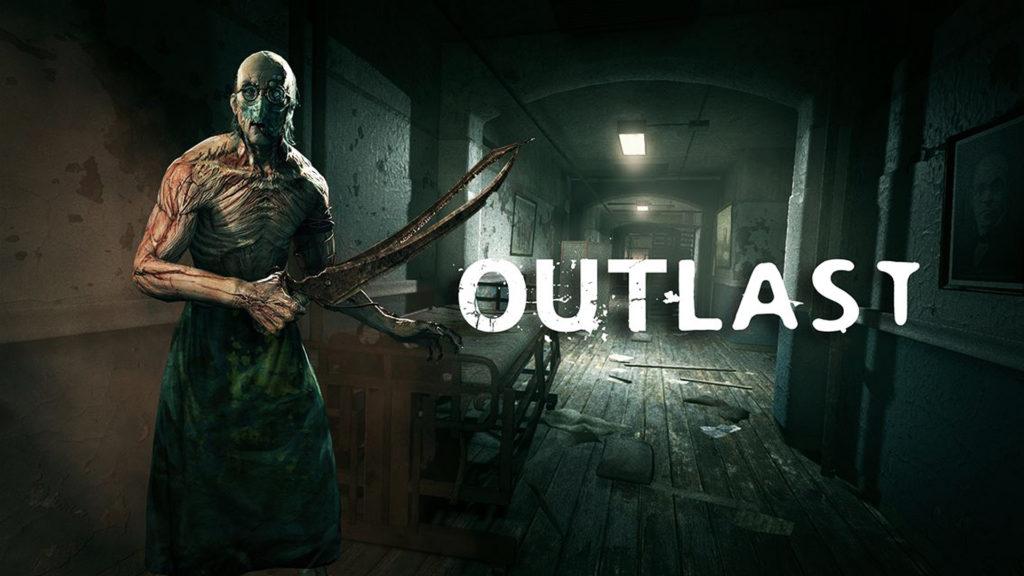 Outlast постер