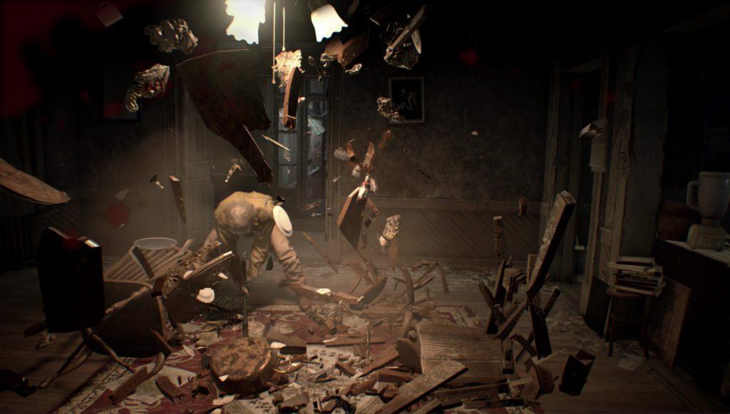 Resident Evil 7 страшная игра