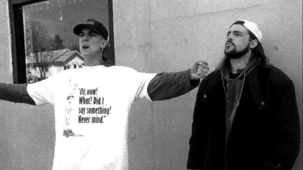Комедия Клерки (Clerks), 1994