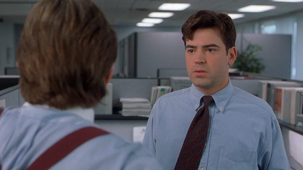 Комедия Офисное Пространство (Office Space), 1999