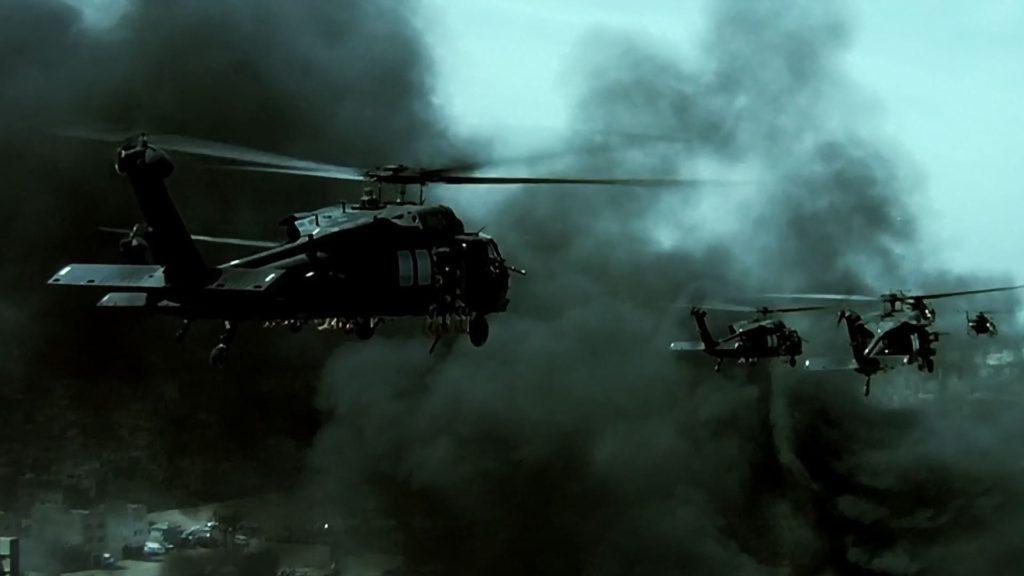 Падение Черного Ястреба (Black Hawk Down)