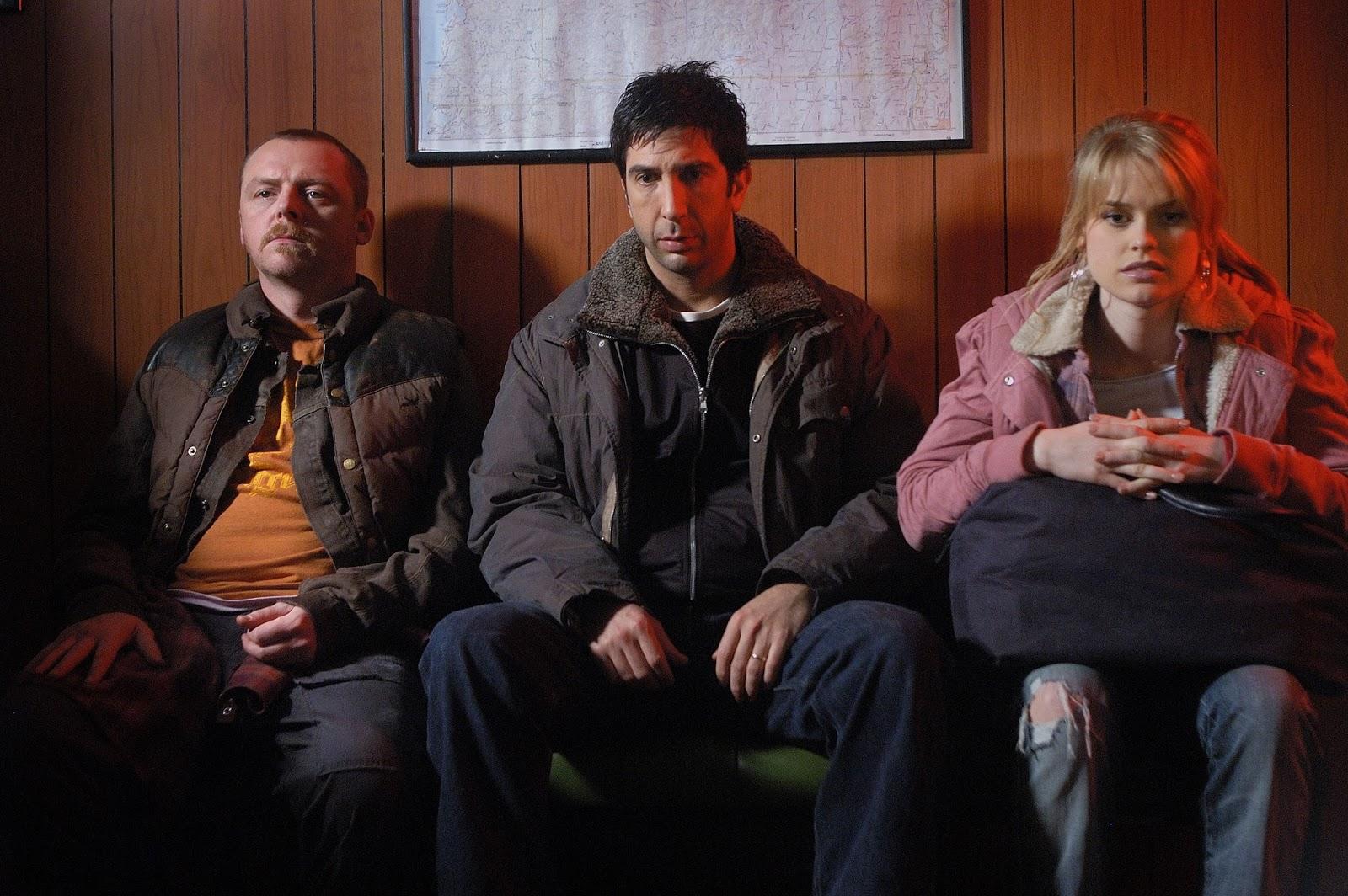 Комедия Полный облом (Big nothing), 2006